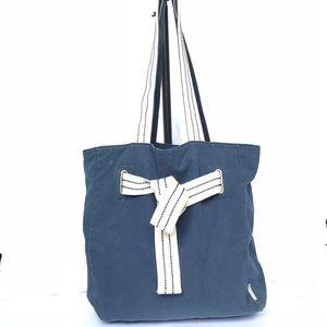 Aeropostale navy blue hobos bag